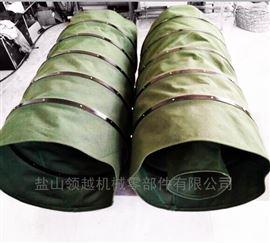 耐磨帆布除尘伸缩节优质厂家生产