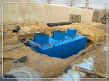 天津市日处理50立方食品污水设备