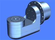 搖籃第五軸單臂L型防水五軸轉臺 可專業定制