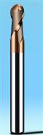 HRC55°古铜色球刀