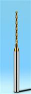 古铜色微小径钻头