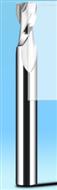 HEC55°无涂层2刃铣刀