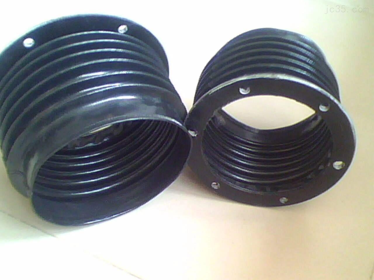 圆筒伸缩式防护罩