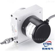 M型拉绳位移传感器(支架安装式)