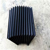 机ζ 械设备黑色伸缩防尘罩折布