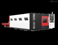 BMZL型双驱封闭式交换工作台光纤激光切割机