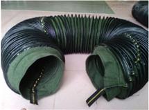 拉链式油缸防尘罩