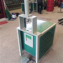 广东佛山护栏机械设备厂管材冲孔机