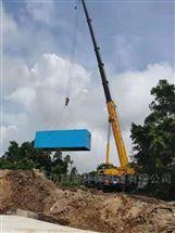 胶州市小区生活污水处理回用标准设备