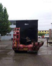 广州市地埋一体化污水设备日常维护