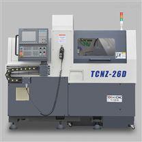 双主轴数控走心机TCNZ-26D