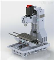 VMC650L数控铣床光机