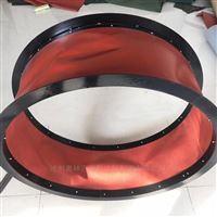 硅胶布防火阻燃软连接按厂家要求生产