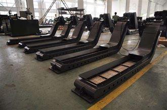 厂家定制数控机床排屑器