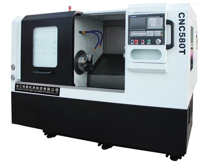 CNC580T高速电主轴车床