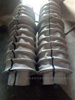 耐高温防火拉链式油缸防护罩