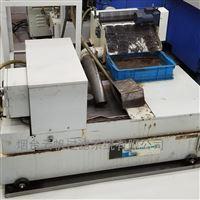 采用纸带过滤机对机床水箱改造