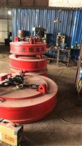 无锡金鸿专业生产圆形起重电磁吸盘
