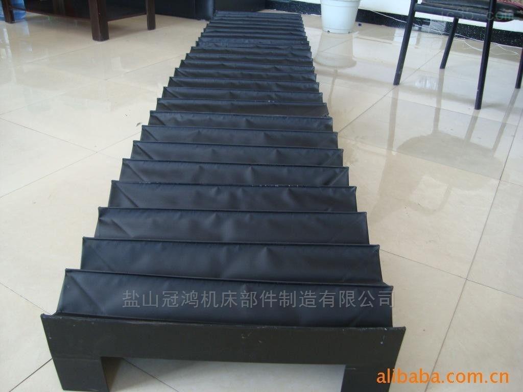 定制激光切耐高温风琴防护罩
