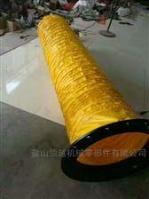 耐高溫三防布風機伸縮軟連接廠家定做