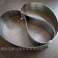 不锈钢材料撇油带