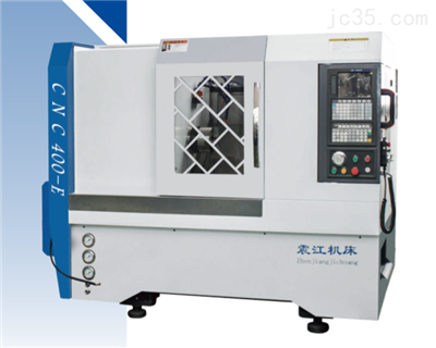 CNC400-E重切削斜导轨数控车床型号