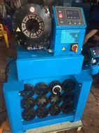 广东东莞六层钢丝油管压管机