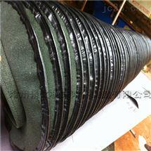 圆形缝合式液压油缸保护套沧州厂家