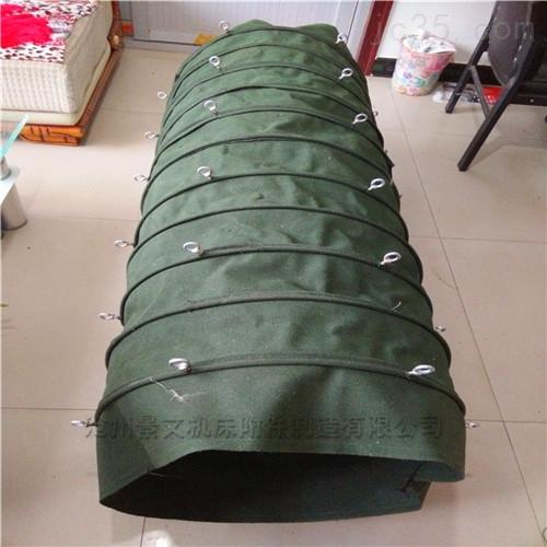 600口径水泥下料口耐磨输送布袋推荐