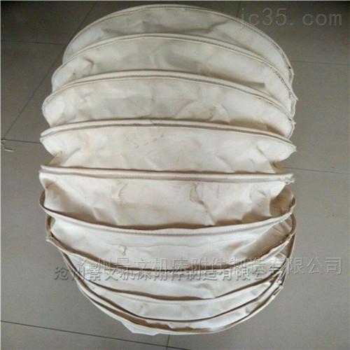 环保除尘帆布水泥布袋规格价格