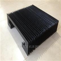天津机床柔性导轨风琴防护罩厂家直销