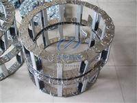 朝阳钢厂用金属油管拖链供应