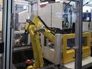 斜盘转座CNC加工机床上下料机器人