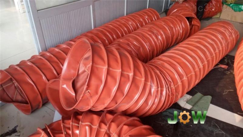 锅炉防火高温伸缩软管厂家供应价