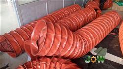 唐山钢厂防火高温通风软管生产厂家