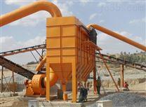 铸造厂冲天炉布袋除尘器设计方案