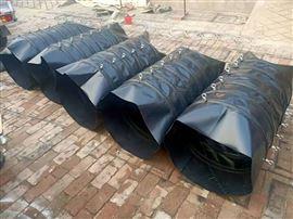 沈阳帆布水泥卸料除尘布袋厂家