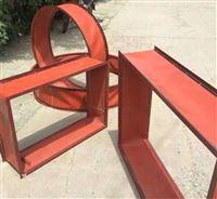 红色硅胶布耐高温软连接批发价