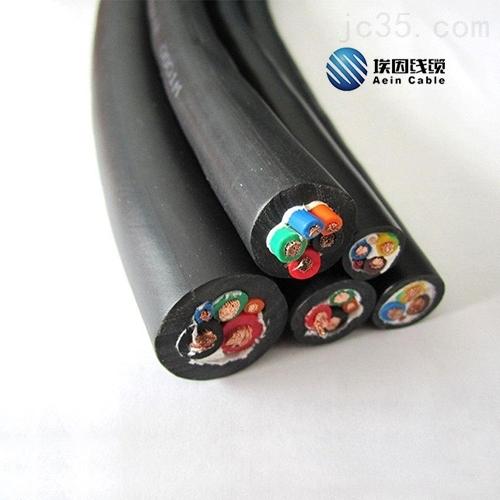 埃因UL橡胶电缆S耐热耐老化大规格UL62标准