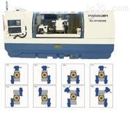 万能外圆磨床CNC系列(B轴多主轴头)