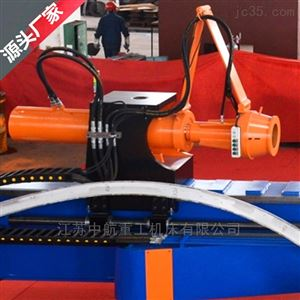 ZHSBLW-10TX4000铝型材拉弯机