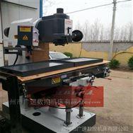 广速XQ5032立式升降台铣床-性能强劲