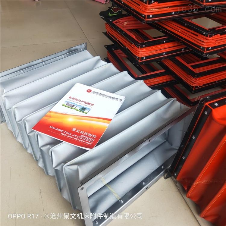 广州耐高温通风口伸缩软连接厂家报价