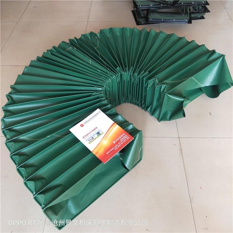 硅胶布风机高温进出风口软连接价格