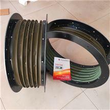 橡胶布拉链式油缸防尘罩价格