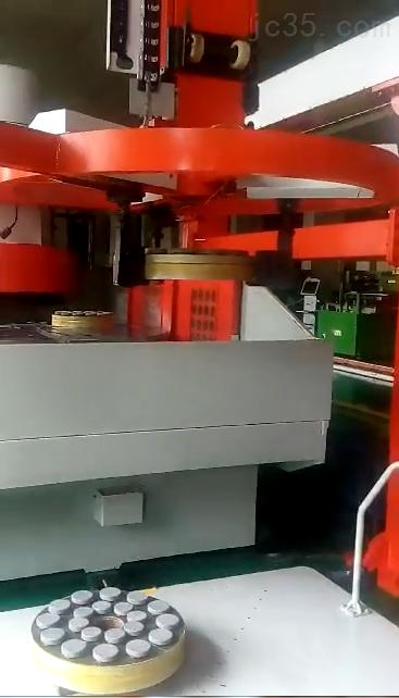 M74180机械手试车