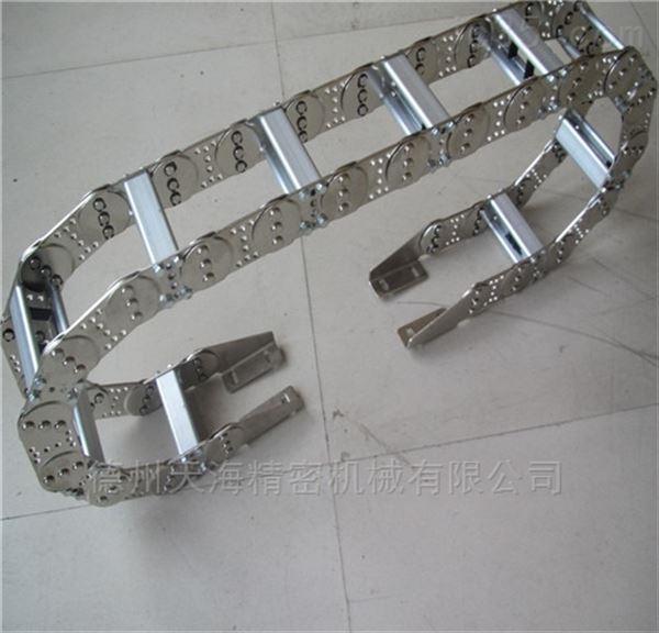 机床钢铝拖链生产厂家直销