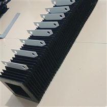 按需定做木工机械耐磨风琴防尘罩