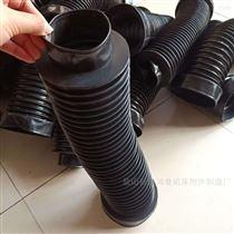 170液压立柱伸缩保护套