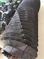 口径150厂家直销圆形拉链式丝杠防护罩
